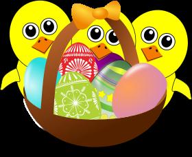 Blahopřání k Velikonocům. Šťastné a veselé Velikonoce! Obrázky, přáníčka, texty přání zdarma ke stažení